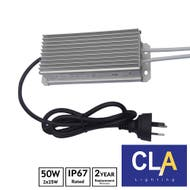 waterproof LED driver 50W