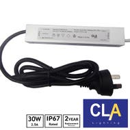 IP67 LED driver 30 watts